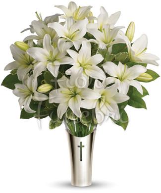 bouquet-gigli-bianchi