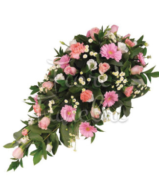 composizione-rose-rosa-gerbere