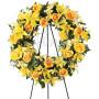 corona-funebre-di-fiori-gialli