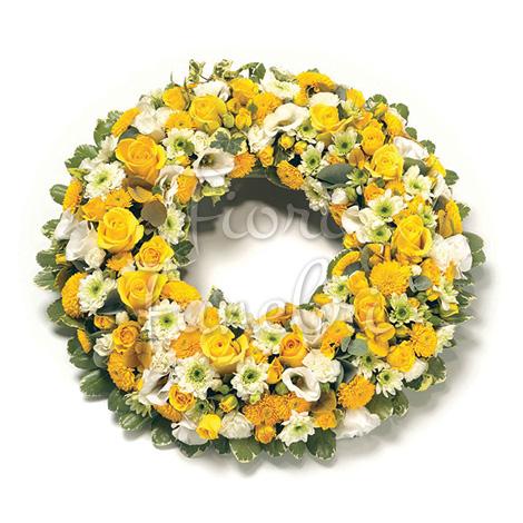 corona-funebre-di-rose-gialle-fiori-bianchi-gialli