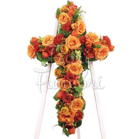 croce-rose-rosse-arancio