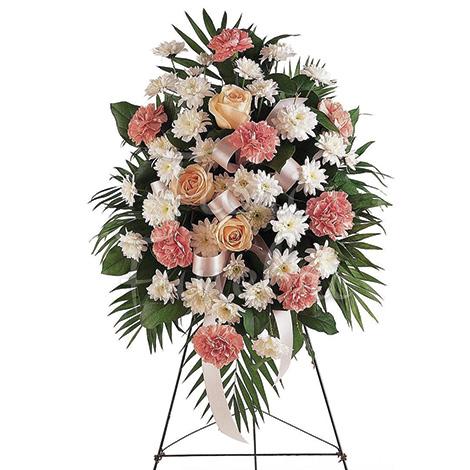 cuscino-rose-rosa-crisantemi-rosa-bianchi
